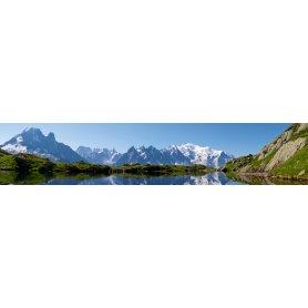 """Frise, Crédence """"Mont Blanc"""""""