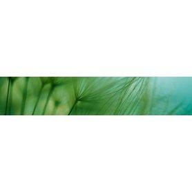 """Frise, Crédence """"Environnement vert"""""""