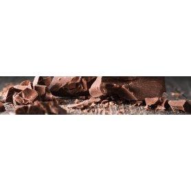 """Frise, Crédence """"Eclats de chocolat"""""""
