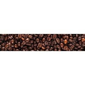 """Frise, Crédence """"Texture grain de café"""""""