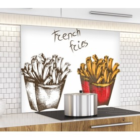 "Fond de hotte ""French fries"""