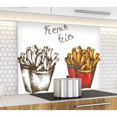 "Fond de hotte ""French fries"""