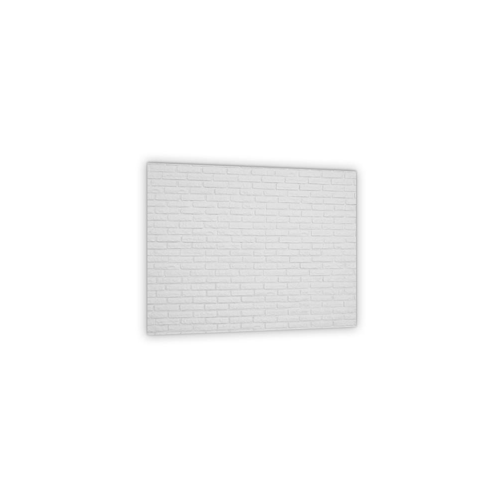 plaque vitro blanche alamode. Black Bedroom Furniture Sets. Home Design Ideas
