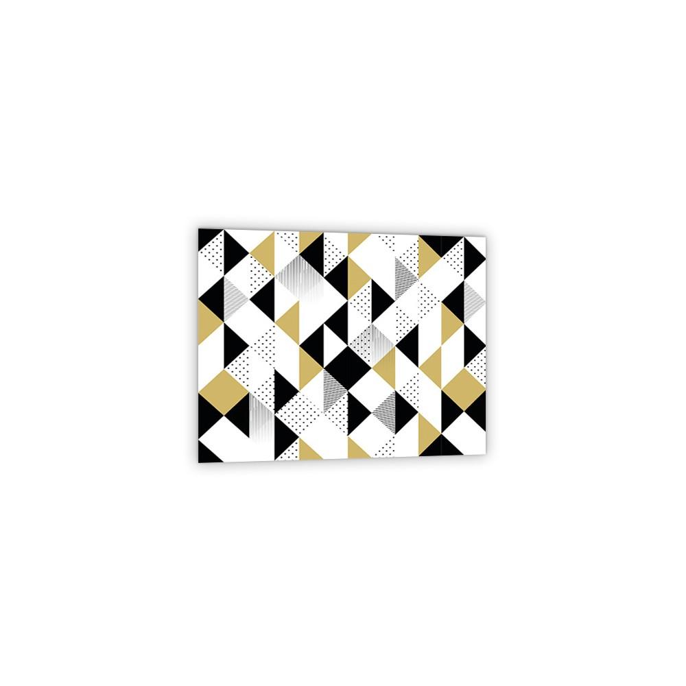 cr dence scandinave noire or verre et alu credence cuisine deco. Black Bedroom Furniture Sets. Home Design Ideas