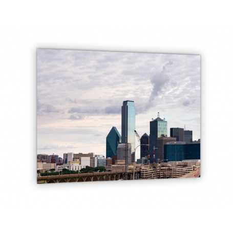 Crédence de cuisine vue panoramique de Dallas, Texas