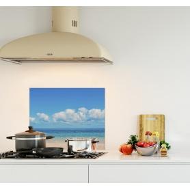 cr dence cuisine adh sive style original fantaisie verre alu cr dence cuisine d co. Black Bedroom Furniture Sets. Home Design Ideas