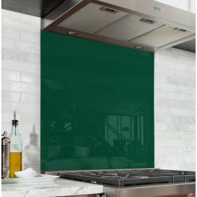 Fond de hotte uni vert ciboulette