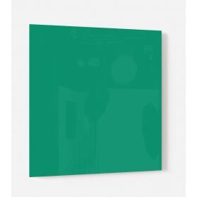 Fond de hotte uni vert tourmaline