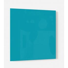 Fond de hotte uni bleu clair sorbet