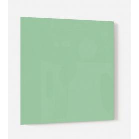 Fond de hotte uni vert clair pousse