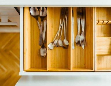 Aménagement intérieur fonctionnel : Gardez les choses en ordre dans votre cuisine
