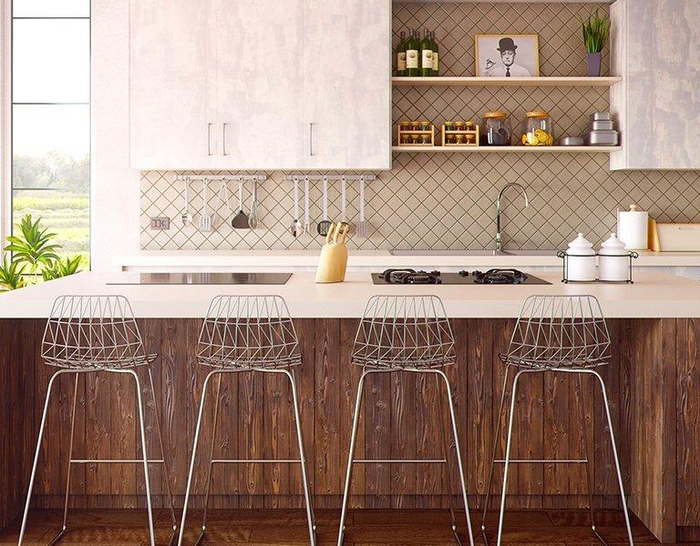 7 solutions pour relooker la crédence de votre cuisine
